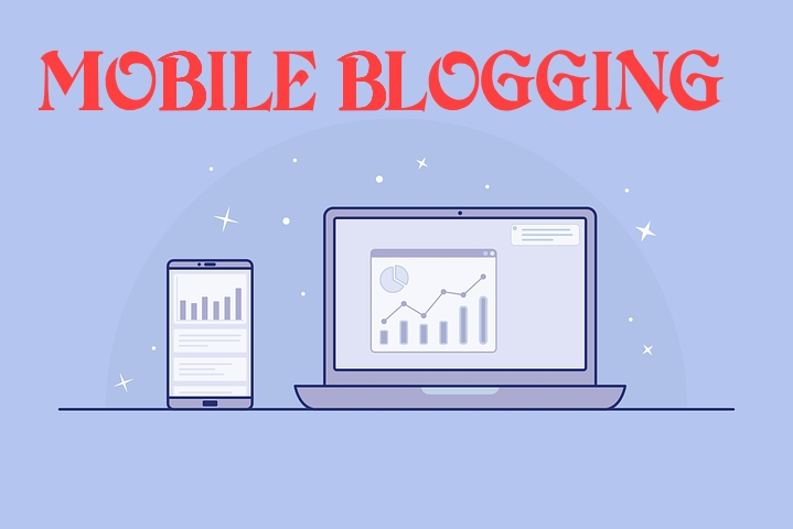 blogging with mobile phone