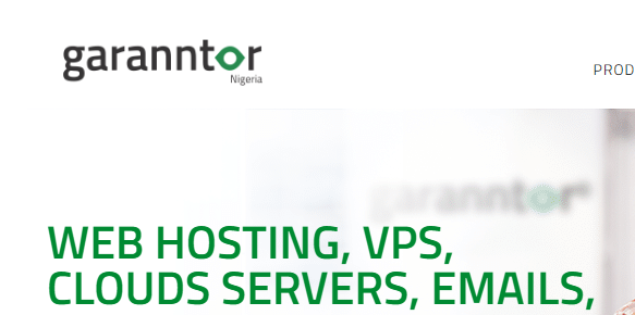 garanntor web host review