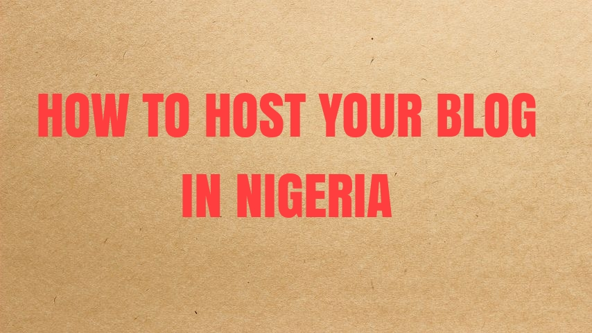 host blog nigeria