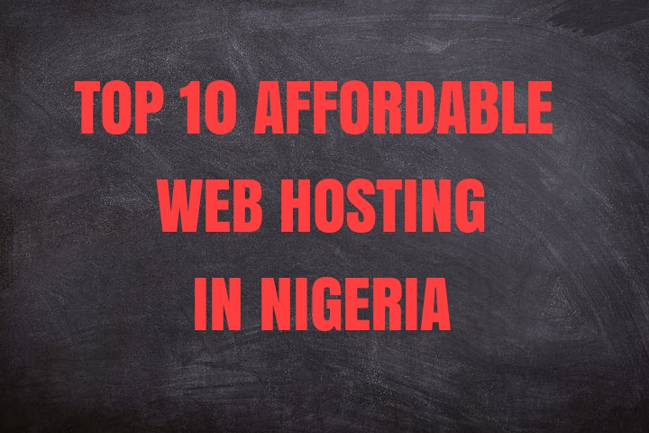 affordable web host in nigeria