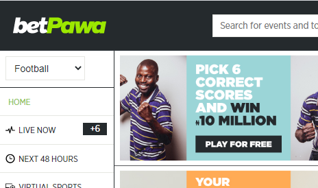 bet site that deposit with airtime