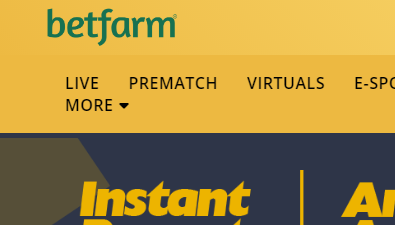 delete betfarm account